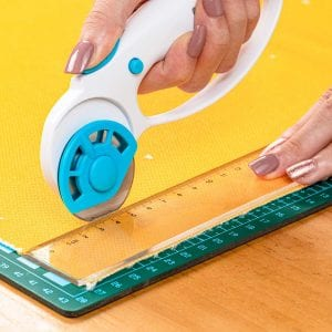 Rotary Cutters for Fabric