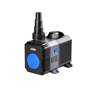 TRUPOW Electric Inline Submersible Pond Pump