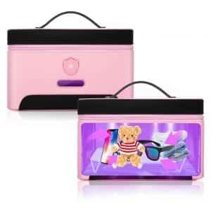 Bestsin Portable Travel LED Light Bag with 12PCS LED Light