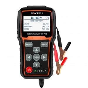 FOXWELL BT705 Auto Battery Load Tester