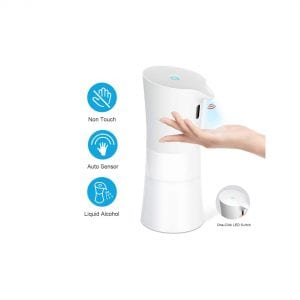 Goodking Touch Free Alcohol Dispenser