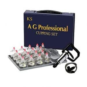 K.S. Choi Corp Professional Cupping Set