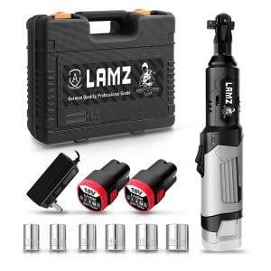 LAMZ Cordless Electric Ratchet Wrench