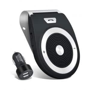 YunJing Handsfree Bluetooth Car Speakerphone Kit
