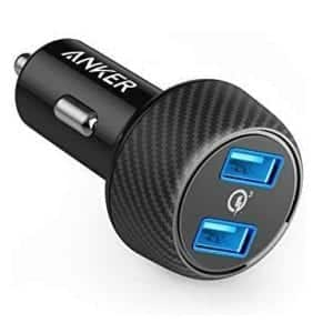 Anker Car Charger- Universal Compatibility
