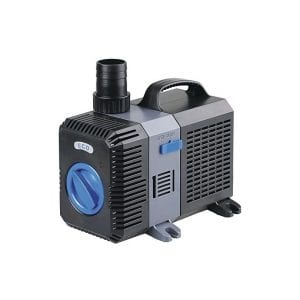 EXTRAUP 1000 GPH Electric Adjustable Submersible Waterfall Pump