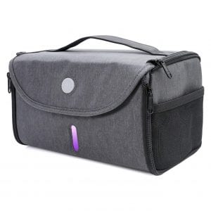 HAMSWAN LED UVC Light Cleaner UV Sanitizer Bag for Beauty Tools, Toothbrush, Underwear