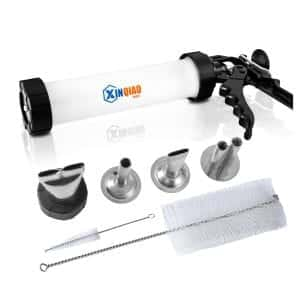 XINQIAO-Jerky-Gun-with-Four-Stainless-Steel-Nozzles