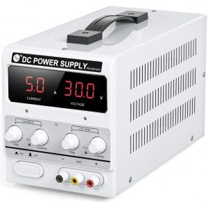 RoMech Bench Power Supply