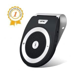 Aigital Bluetooth Car Speaker for Cell Phone