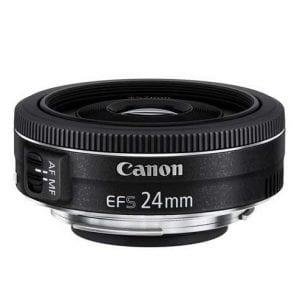 Canon 24MM EF-S 1.2.8 STM