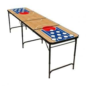 Red Cup Pong Beer Pong Table