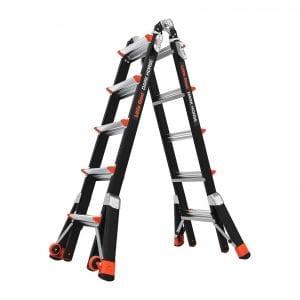 Little Giant Ladders 15145-001 weight rating Dark Horse Multi-Position Ladder