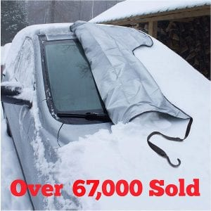 SnowOFF Windshield Snow Cover