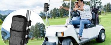 Speaker Mount for Golf Cart