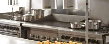 image feature Food Heat Lamps