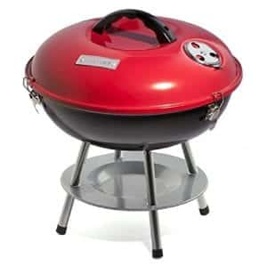 Cuisinart Portable14-Inch Charcoal Grill, Red