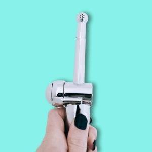 Geniebidet all Toilet models Hand Held Bidet Sprayer