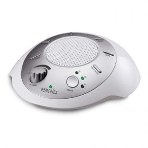 Homedics Sound Spa Baby Sound Machine