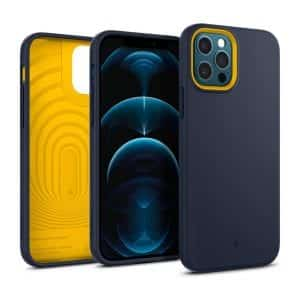 Caseology Nano Pop Silicone Case for Apple iPhone 12 Pro Case