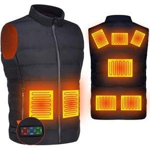 DOACE Smart Electric Heated Vest for Men & Women
