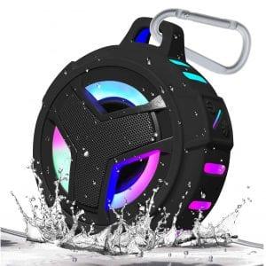EBODA-Shower-Speaker-Waterproof-and-Portable-–Black