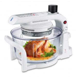 SANHOYA Air Fryer Oil-Free XL Electric Toaster Convection Oven