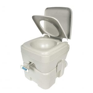 Camco Portable Recreational Activities Travel Toilet