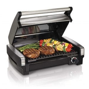 Hamilton Beach Nonstick Electric Searing Grill