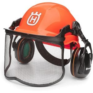 Husqvarna 592752601 Forestry Helmet for Head Protection