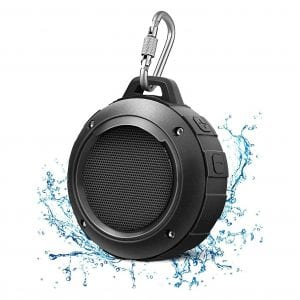 Kunodi-Outdoor-Waterproof-Speaker-Black