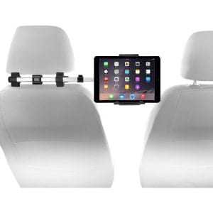 Macally Car Headrest Mount Holder for Apple and Tablet