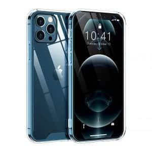 SPIDERCASE Designed for iPhone 12 Pro Max Case