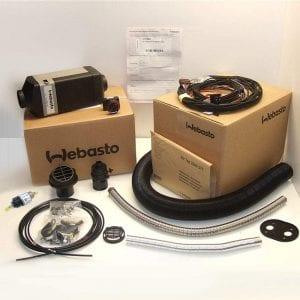 Webasto Air Top Diesel Heater