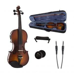 Cecilio 4/4 CVNAE-330 Electric Violin