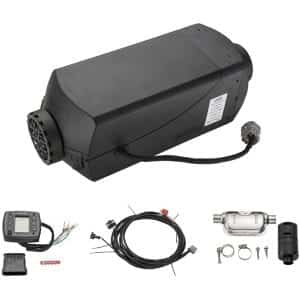 VVKB Diesel Air Heater for Cars, Trucks, and RV Tents