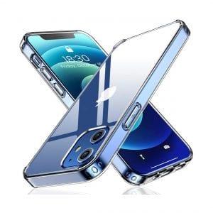 ANEMAT iPhone 12 Case, iPhone 12 Pro Case