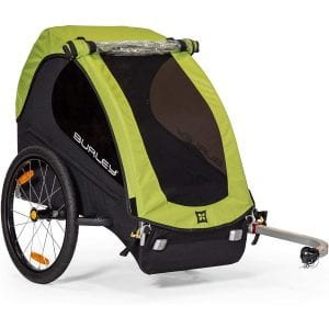 Burley Minnow Design Lightweight Bike pet Trailer