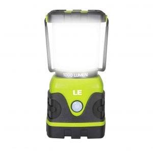 Lighting EVER Battery Powered LED Camping Lantern