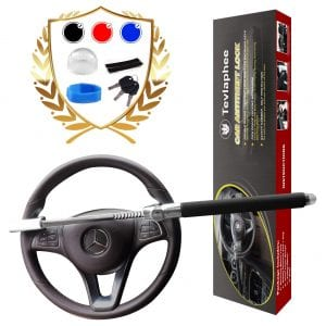 Tevlaphee-Anti-Theft-Steering-Wheel-Lock-for-Cars-Double-Hook-Universal-Fit