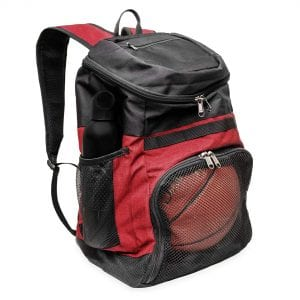 Xelfly-Basketball-Sports-Backpack-with-2-Bottle-Pockets-and-Ball-Compartment