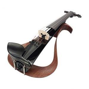 Yamaha Electric Violin-YEV104BL Black-4 String