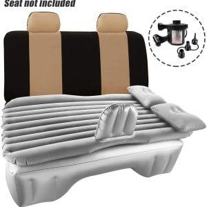 Haomaomao Car Air Mattress with an Auto Pump & Two Pillows