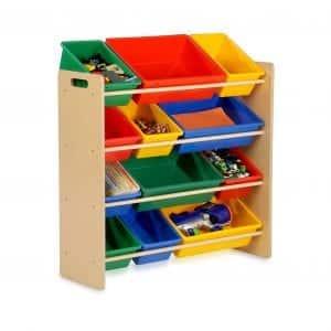 Honey-Can-Do Kids Toy Organizer Storage Bins