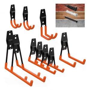 ORASANT-Heavy-Duty-Garage-Hooks-for-Garage-Organization-10-Pack-Orange