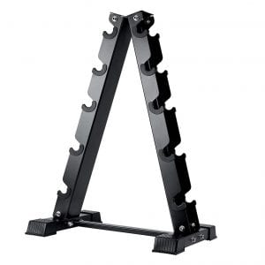 Akyen-A-frame-5-Tier-Dumbbell-Rack-Stand-with-570-Pounds-Weight-Capacity