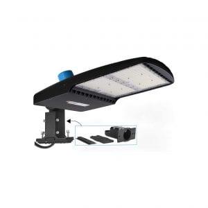 Dephen 300W LED Parking-Lot Light 42,000 Lumens