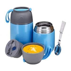 ITSLIFE Insulated Lunch Container
