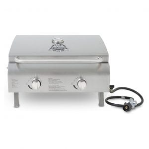 Pit Boss Grills Two-Burner Stainless Steel Grill