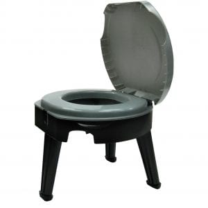 Reliance Products Collapsible Portable Toilet